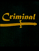 Criminal: Short Stories by Isabelle Eberhardt